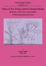 Plants of New Guinea and the Solomon Islands
