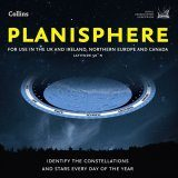 Planisphere: Latitude 50°N - for Use in the UK and Ireland, Northern Europe and Canada