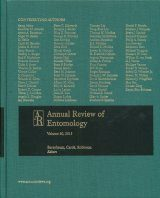 Annual Review of Entomology, Volume 60