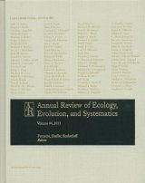 Annual Review of Ecology, Evolution, and Systematics, Volume 44