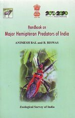 Handbook on Major Hemipteran Predators of India