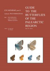 Lycaenidae Part 4 (Guide to the Butterflies of the Palearctic Region)