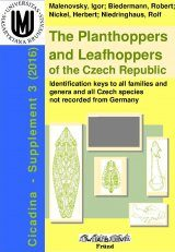 The Planthoppers and Leafhoppers of the Czech Republic