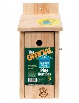 Official Pine Nest Box