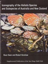 Iconography of the Haliotis Species and Subspecies of Australia and New Zealand