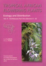 Tropical African Flowering Plants: Ecology and Distribution, Volume 9