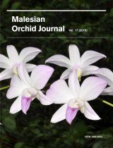 Malesian Orchid Journal, Volume 17