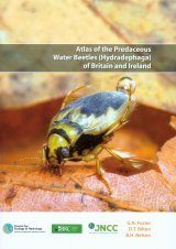 Atlas of the Predaceous Water Beetles (Hydradephaga) of Britain and Ireland