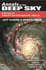 Annals of the Deep Sky – A Survey of Galactic and Extragalactic Objects, Volume 3