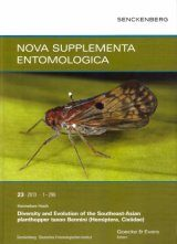 Diversity and Evolution of the Southeast-Asian Planthopper Taxon Bennini (Hemiptera, Cixiidae)