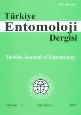 Turkish Journal of Entomology, Volume 38(1)