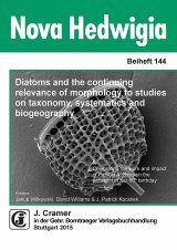 Diatoms and the Continuing Relevance of Morphology to Studies on Taxonomy, Systematics and Biogeography