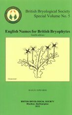 English Names for British Bryophytes