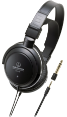 Audio Technica Enclosed Headphones