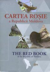 The Red Book of the Republic of Moldova / Cartea Roşie a Republicii Moldova