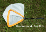 Replacement Bag for the Telescopic Folding Sweep Net