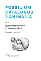 Fossilium Catalogus Animalia, Volume 153 [German]