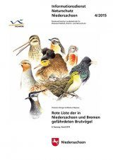Rote Liste der in Niedersachsen und Bremen Gefährdeten Brutvögel [Red List of Endangered Breeding Birds in Lower Saxony and Bremen]
