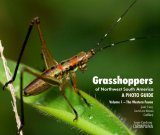 Grasshoppers of Northwest South America - A Photo Guide, Volume 1: The Western Fauna (North Chocó, Central and Western Cordillera)
