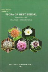 Flora of West Bengal, Volume 3