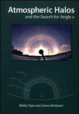 Atmospheric Halos and the Search for Angle X