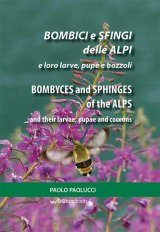 Bombyces and Sphinges of the Alps and their Larvae, Pupae and Cocoons / Bombici e Sfingi delle Alpi: E Loro Larva, Pupe e Bozzoli