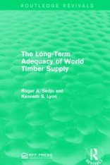 The Long-Term Adequacy of World Timber Supply