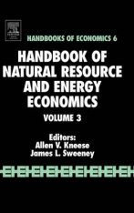 Handbook of Natural Resource and Energy Economics, Volume 3