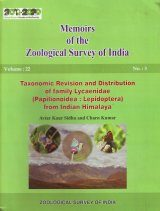 Taxonomic Revision and Distribution of Family Lycaenidae (Papilionoidea: Lepidoptera) from Indian Himalaya