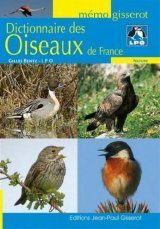 Dictionnaire des Oiseaux de France [Dictionary of the Birds of France]