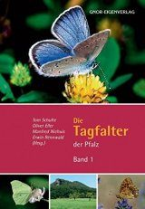 Die Tagfalter der Pfalz [The Butterflies of Rhineland-Palatinate] (2-Volume Set)