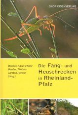 Die Fang- und Heuschrecken in Rheinland-Pfalz [The Mantids and Locusts of Rhineland-Palatinate]
