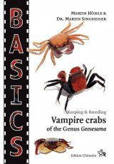 Vampire Crabs of the Genus Geosesama