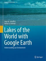 Lakes of the World with Google Earth