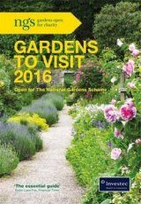 NGS Gardens to Visit 2016