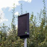 Pole Mounted Maternity Bat Box