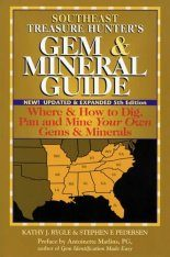 Southeast Treasure Hunter's Gem & Mineral Guide