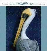 National Museum of Wildlife Art 2017 Wall Calendar