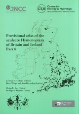 Provisional Atlas of the Aculeate Hymenoptera of Britain and Ireland, Part 8