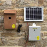 Wireless Camera Nest Box with Solar Option