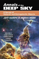 Annals of the Deep Sky – A Survey of Galactic and Extragalactic Objects, Volume 4