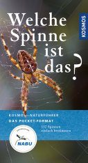 Welche Spinne ist Das?: 132 Spinnen Einfach Bestimmen [Which Spider is That?: Easily Identifying 132 Spiders]