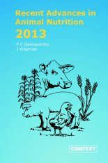 Recent Advances in Animal Nutrition 2013