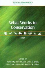 What Works in Conservation: 2017