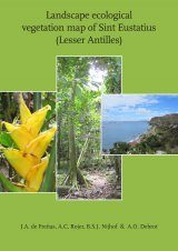 Landscape Ecological Vegetation Map of Sint Eustatius (Lesser Antilles)