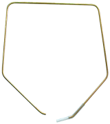 Large Hand Net Inner Frame (300mm Wide)