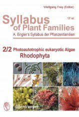 Syllabus of Plant Families, Volume 2/2: Photoautotrophic Eukaryotic Algae