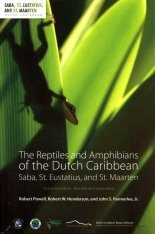 The Reptiles and Amphibians of the Dutch Caribbean