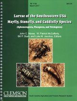 Larvae of the Southeastern USA Mayfly, Stonefly, and Caddislfly Species (Ephemeroptera, Plecoptera, and Trichoptera)