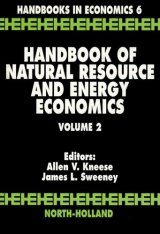 Handbook of Natural Resource and Energy Economics, Volume 2